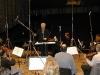 Recording my Piano Concerto with Olga Dudnik