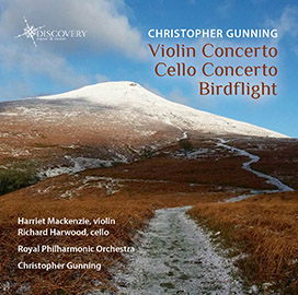 DMV119 Gunnings - violin concerto cover_272